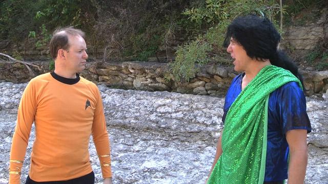 "Start Trekkin Teaser: ""Enemies Fight"""