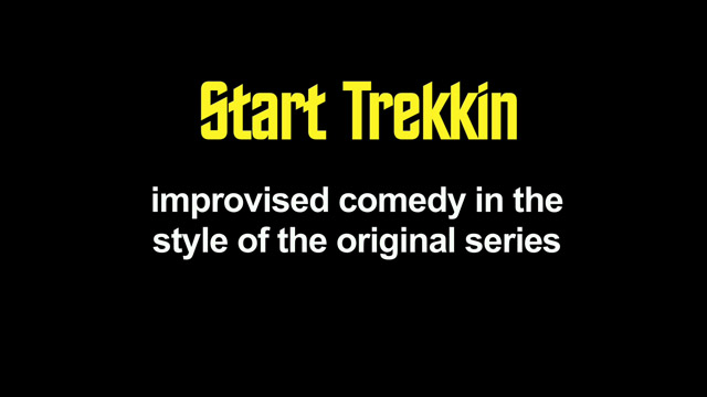 "Start Trekkin Teaser: ""Landing Party"""